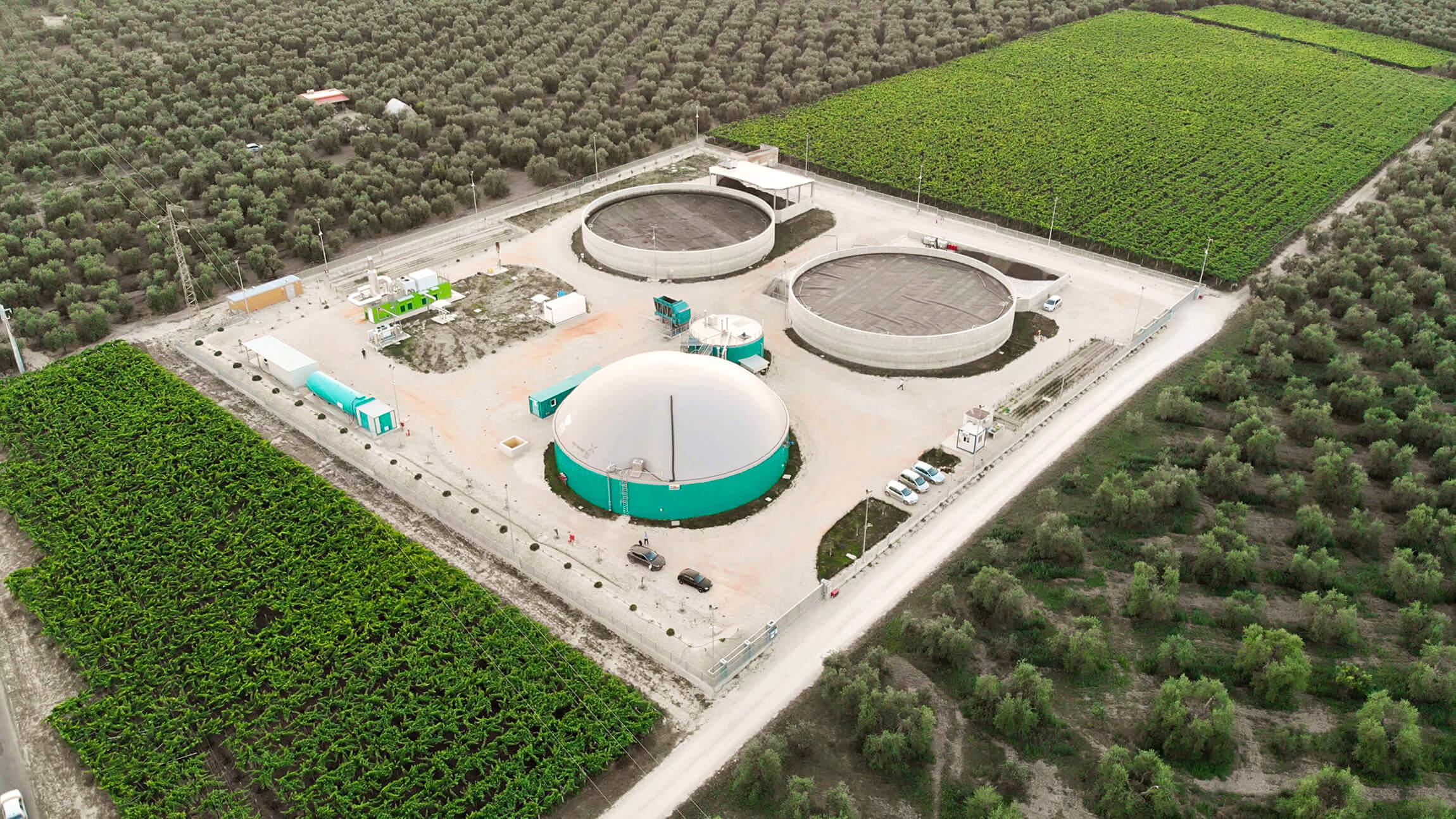 """Featured image for """"Inaugurazione del primo impianto BTS Biogas alimentato con sansa di olive"""""""
