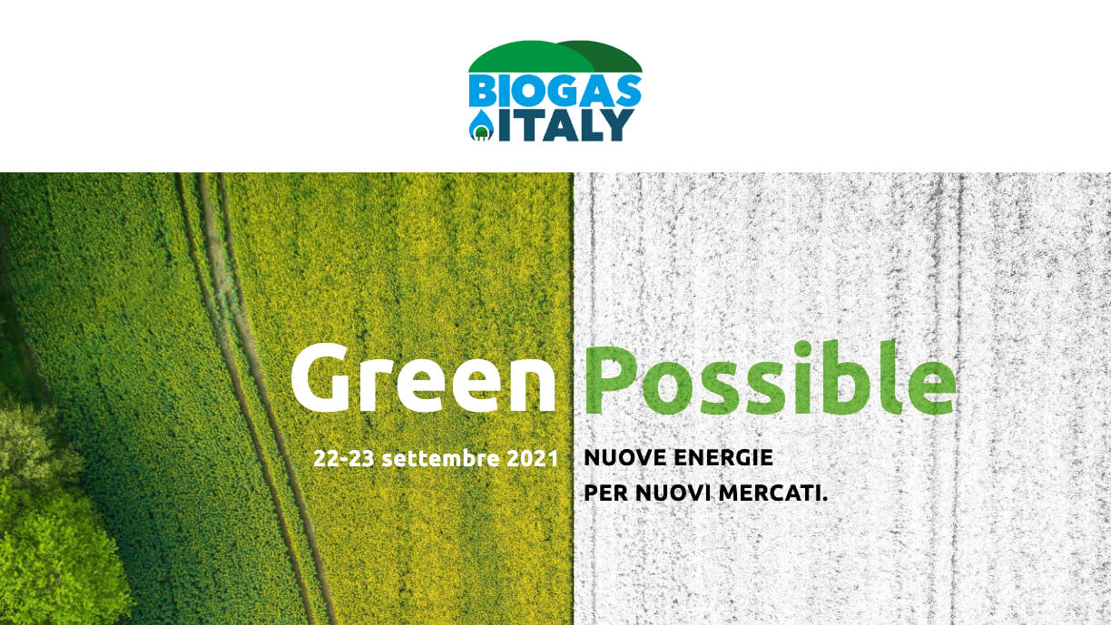 """Featured image for """"Biogas Italy 2021 